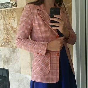 Bubblegum Pink! Vintage Blazer from Stylecraft